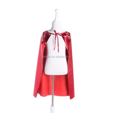 kids costumes wholesale halloween red shining cape for kids party dress