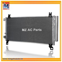 Automobiles & Motorcycles Spare Parts Ac Unit Condenser For TOYOTA YARIS