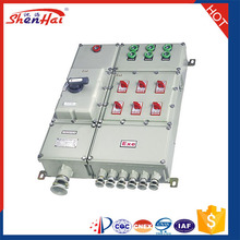 Customized design China Supplier- Aluminium alloy shell Explosion-proof control box
