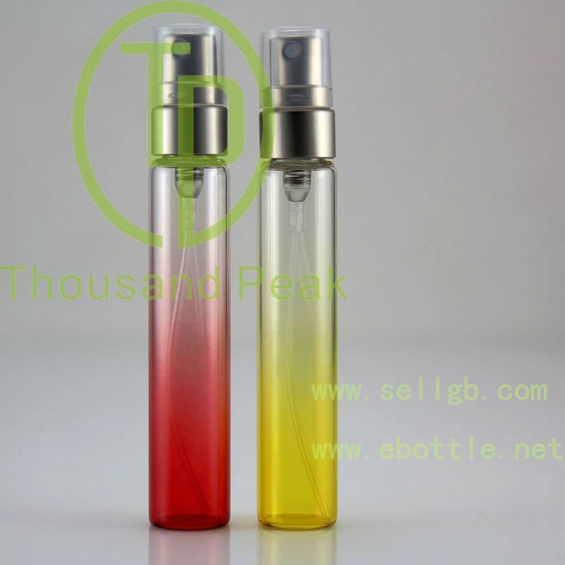 Alibaba China empty decor glass perfume bottle wholesale