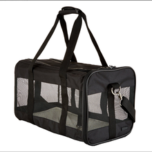 for Dogs & Cats Comfort Airline Approved Travel Tote Soft Sided Bag Pet Carrier