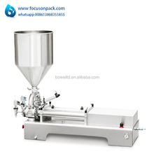 Table Top Rotary Valve Pistion Filling Machine
