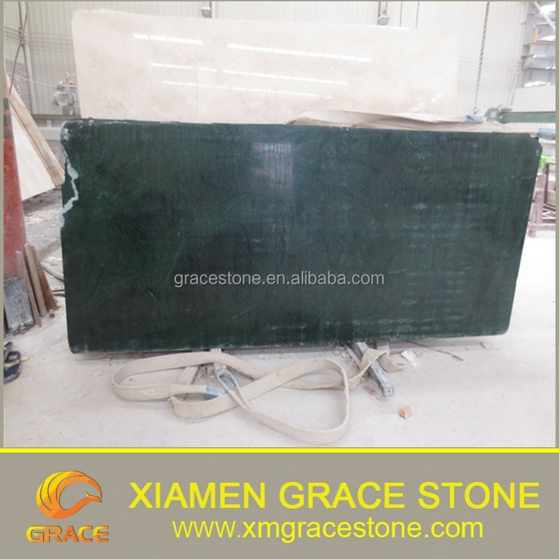 green marble slab price