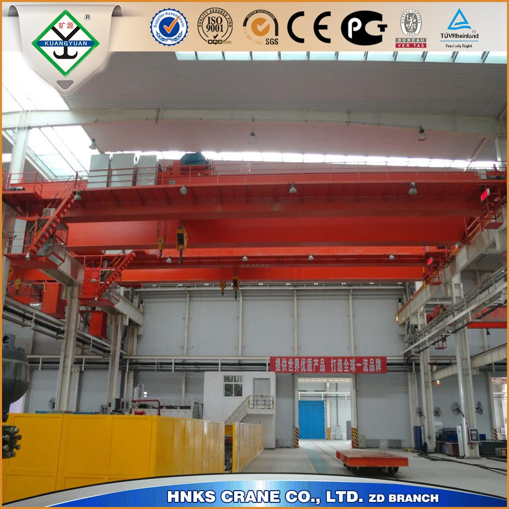 20 t crane bridge construction equipment overhead crane