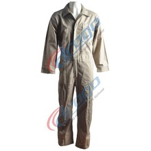 cotton nylon fire resistant racing car coverall