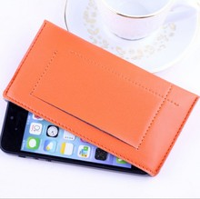 Good quality products pu leather case for iphone 5s 16gb made in China