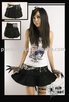 PUNK RAVE punk mini skirt Q-085