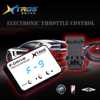 Hot Selling automotive wire to board electrical control ECU connectors throttle booster for toyota harrier camry
