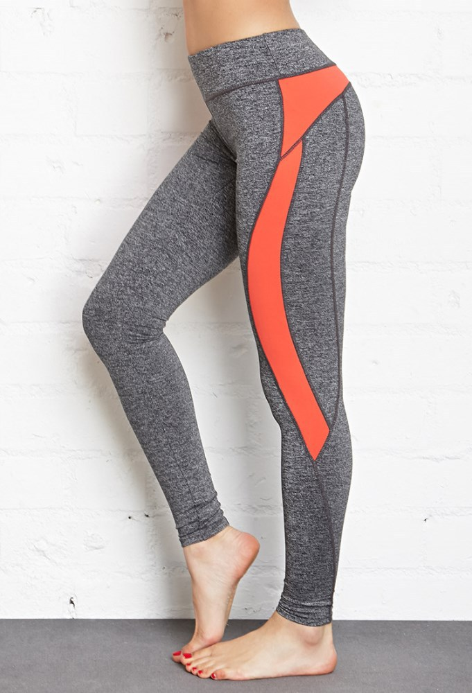 Supplex Nylon & Lycra/Spandex colorful yoga pants