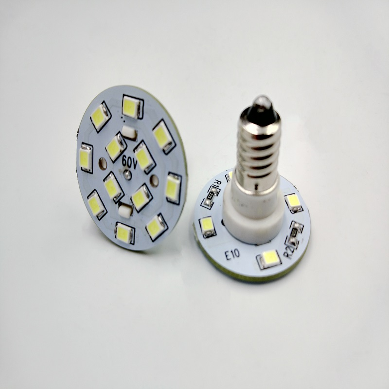 Carnival Light E10 AC24/60V 16 SMD2835 R/G/B/<strong>Y</strong>/W Led Amusement Part Light IP44 28MM Single Color Christmas LED lights
