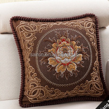 Embroidery square large floor sofa chair car massage meditation seat cushion cover