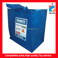 Eco Recycle Promotion TNT Non Woven Tote Shopping Bag