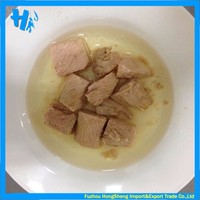 Brand canned tuna fish factory