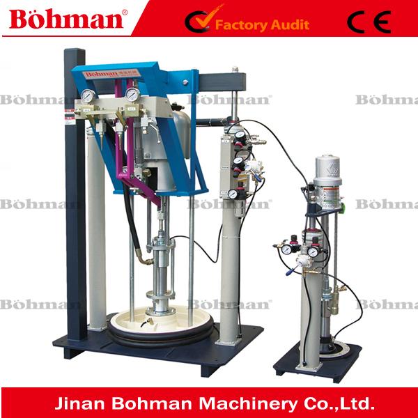 GT04 Insulating Glass Double Glazing Sealant Coating Machine