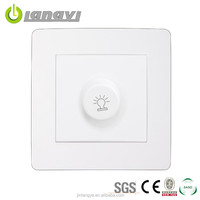 Fashion Eco-Friendly Save Power Europe Type Dimmer Wall Switch
