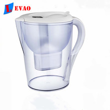 Household portable 160L Capacity alkaline water filter jug/kettle/pitcher/jar