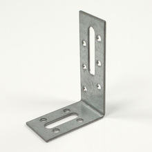 Metal steel brackets for timber