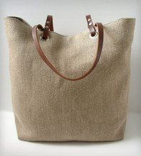 Eco Friendly Large Grocery Jute shopping Bag