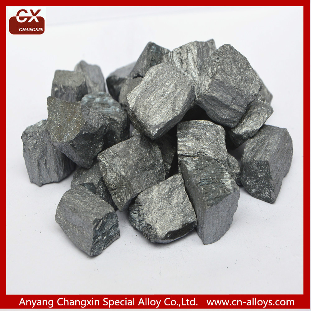 China metals and alloys manufacturer supply ferro silicon magnesium powders