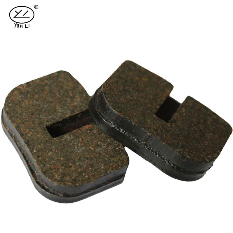 YL-1003 Full Suspension brake pads for AVID 79cc Motovox MBX10 Mini Bike Rear scott mountain bike brake pad