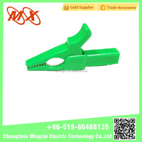 2015 new plastic waterproof battery alligator clamp