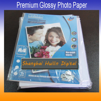 High Resolution Waterproof Inkjet Printing High Glossy Photo Paper 210gsm 4x6