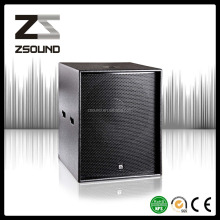 protable disco subwoofer speaker box