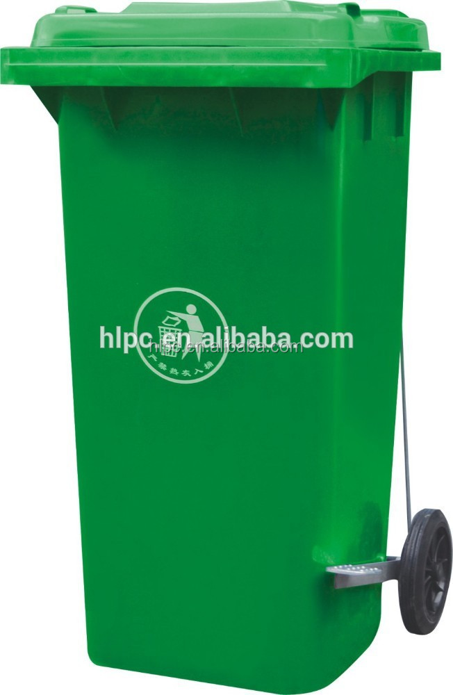 government purchase 240 lite collapsible corrugated plastic recycle bins park rubbish bin paddle waste bin