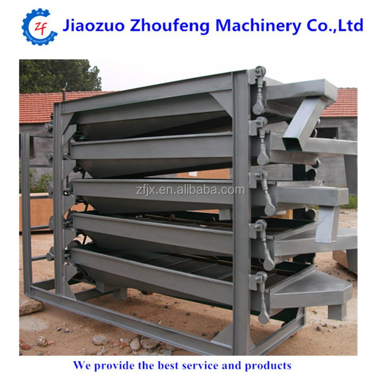 Nut processing peanut cashew nuts classifier grading machine