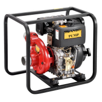 HBDP portable diesel engine water pump set