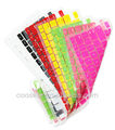 "2014 NEWEST Design Keyboard Cover for Apple Macbook Air 13"" A1369 A1466 Keyboard (PINK)"