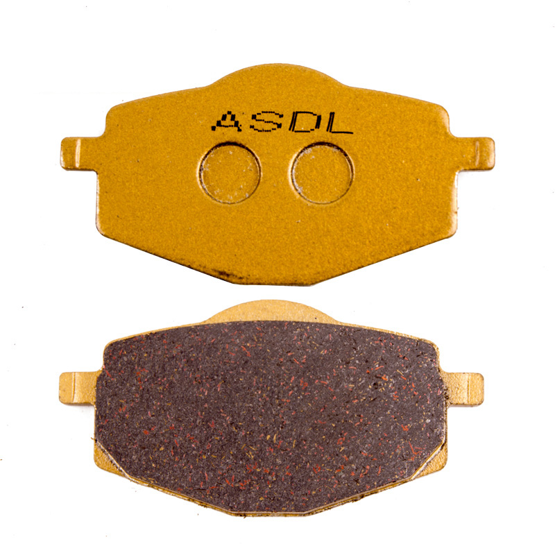 Front and Rear Motorcycle Brake Pads for 3UH W0045 00 / 38W-W0045-00 / 38W W0045 <strong>01</strong> / 3BN-W0045-00 / 3BN W0045 <strong>01</strong>