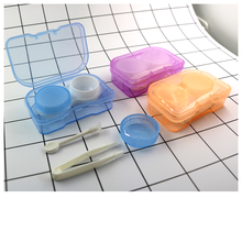 Design Eyeglasses Box contact lenses case contact lens case wholesale