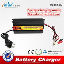 Lead acid battery use 220v ac to dc 12v 10a battery chargers