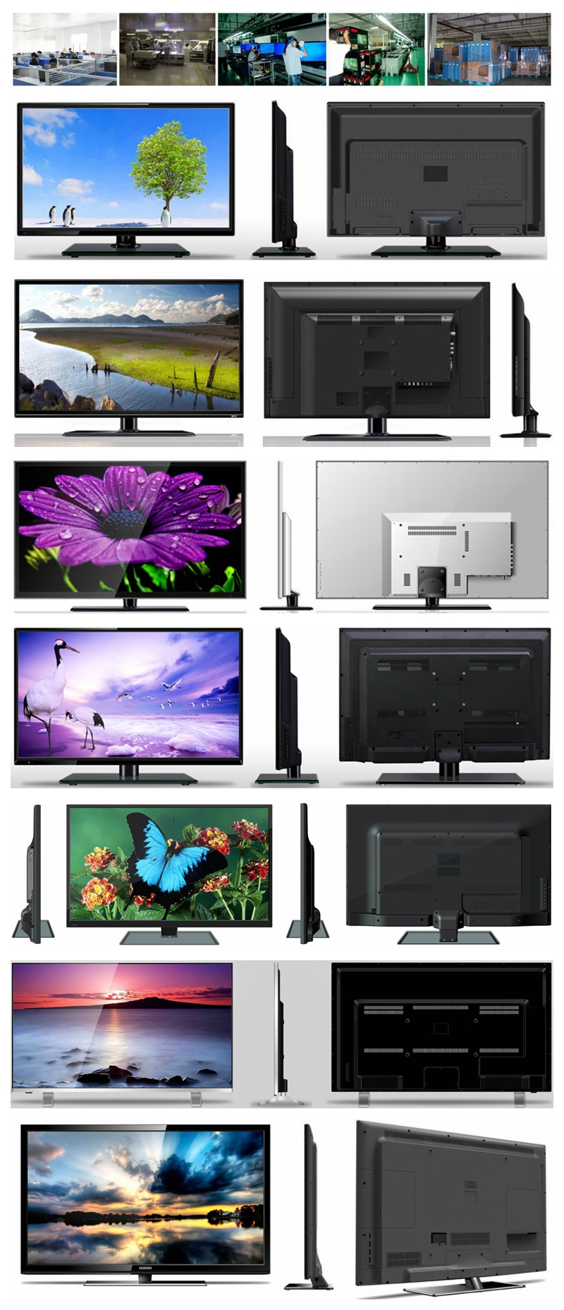 2015 Hot! Factory 42 Inch Led Tv Android Led Smart Tv Led 42