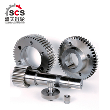 Professional customized spur gear from China manufacturer