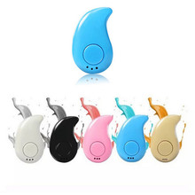 Colorful stereo wireless v4.1 earphone s530 wireless earbud and headphone