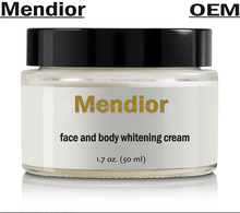 Mendior OEM Face anti dark spot cream best face and body whitening creams face cream black men