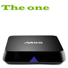 New android tv box amlogic s812 quad core M8S tv box xbmc fully load with kodi tv box 2GB m8s