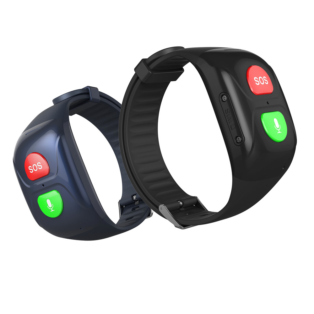 2019 SOS GPS tracking <strong>H02</strong> elder smart watch with sim card