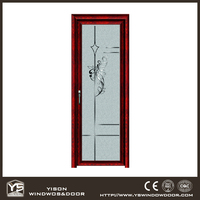 Hot Sale Bathroom Single Door Designs Waterproof Door