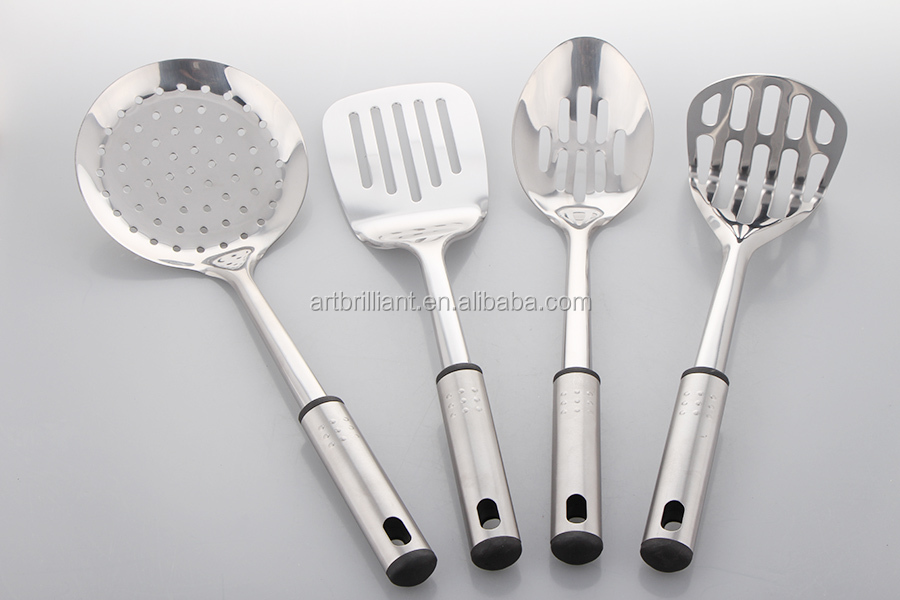 stainless steel thai cooking tools