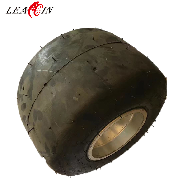 11x7.10-5 Karting High quality Smooth tire ATV  tubeless golf car Go-kart
