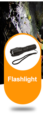 Multifunction 3W XPE and middle COB powerful focusable waterproof japan rechargeable led torch flashlight