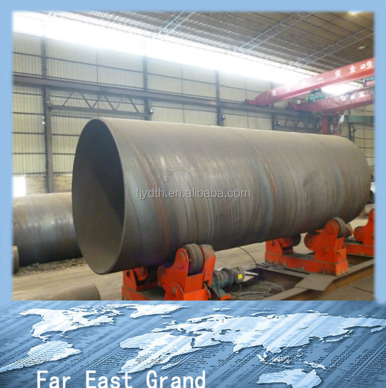 galvanized steel tube sheds galvanized iron density spiral steel pipe Prime