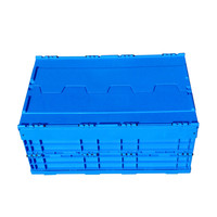 High Quality Storage Stackable Folding Plastic