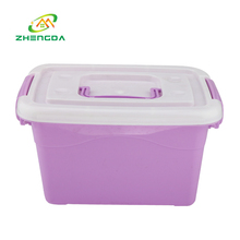 Widely used superior quality bedroom plastic outdoor storage box container