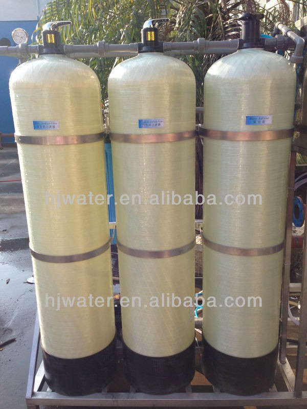 RO system multi-medium activated carbon filter /sand filter /softener filter
