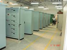 Modular Power Switchboards and Control Panels