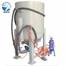 Mobile sand blasting machine / hot sale outdoor DB series sand cleaner